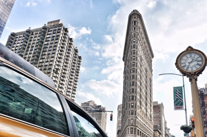 Top 5 des spots photos à NewYork